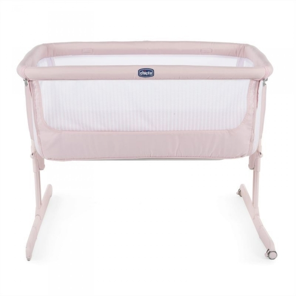Berceau cododo Chicco Next 2 Me Air Paradise Pink