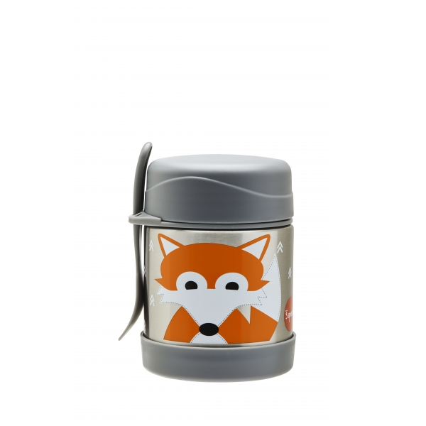 Lunch box isotherme enfant Renard