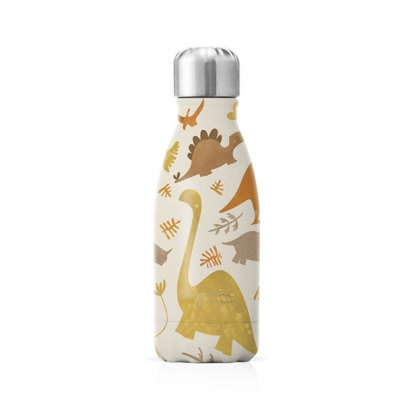 Bouteille metal 260ml - Dino