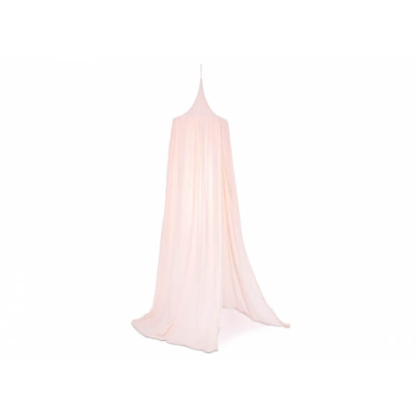 Ciel de lit Amour Pompon dream pink