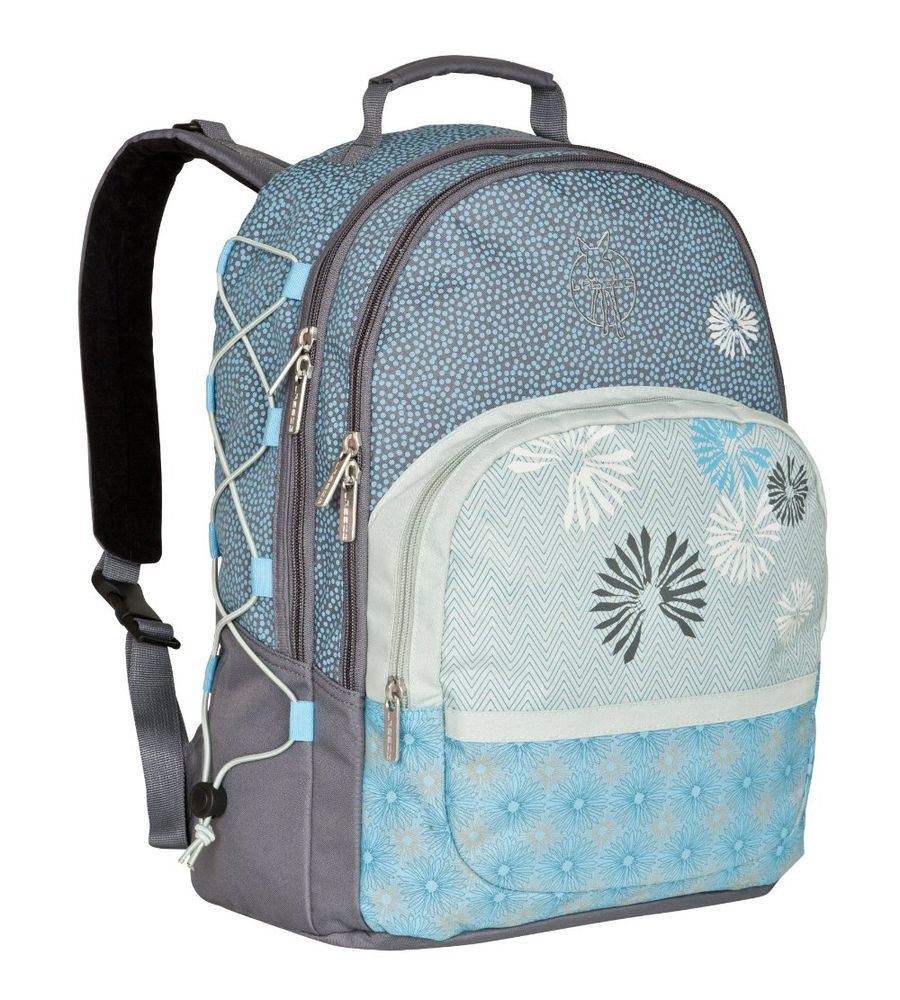 Baby Langer Bloom Backpack Ash In Lassig Made YxRTwqw
