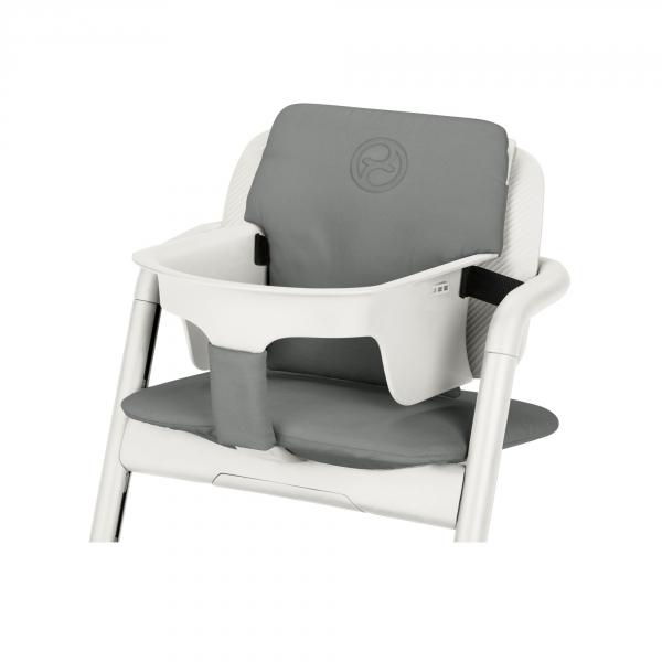 Coussin r/éducteur chaise haute Lemo Storm grey Cybex Gold