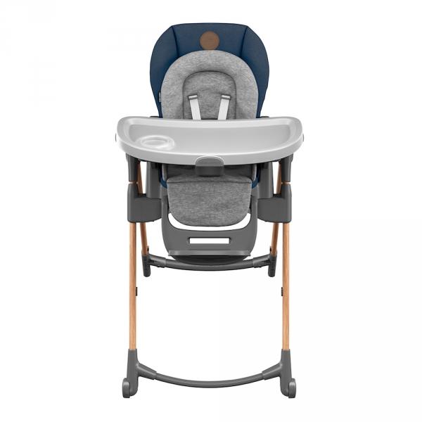Bébé Confort Chaise Haute Minla Essential - bleu - Made In