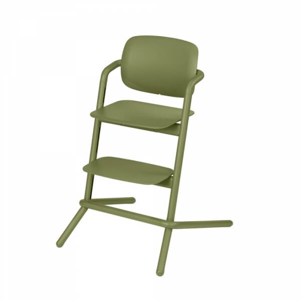 Chaise haute évolutive Lemo Outback green