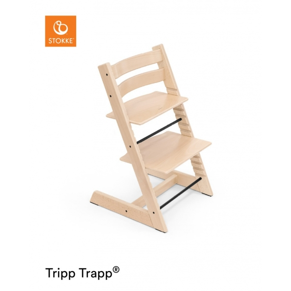 Chaise haute Tripp Trapp Naturel