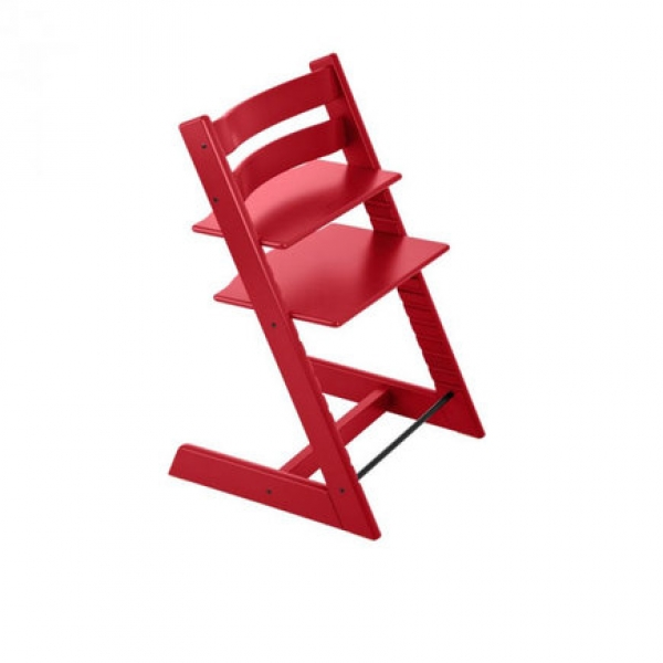 Chaise haute Tripp Trapp Rouge