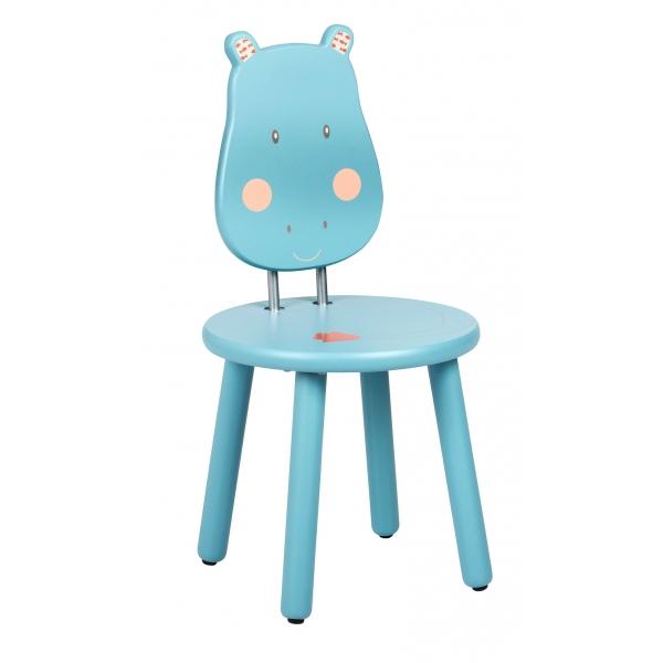Chaise hippopotame Les Papoum