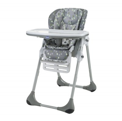 Chicco Chaise Haute Polly 2 En 1 Marty Made In Bébé
