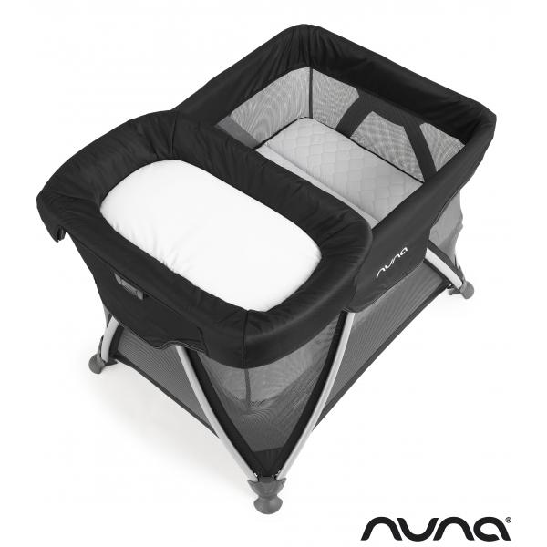 nuna table langer amovible sena gris made in b b. Black Bedroom Furniture Sets. Home Design Ideas
