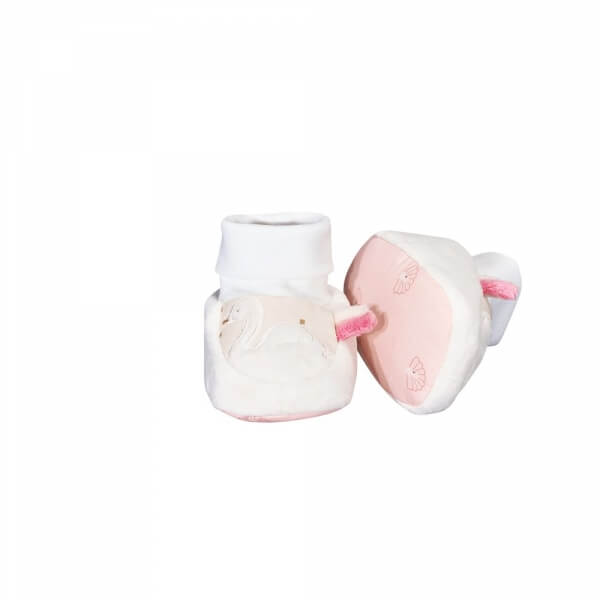 Chaussons bébé 0-6 mois Baby Swan