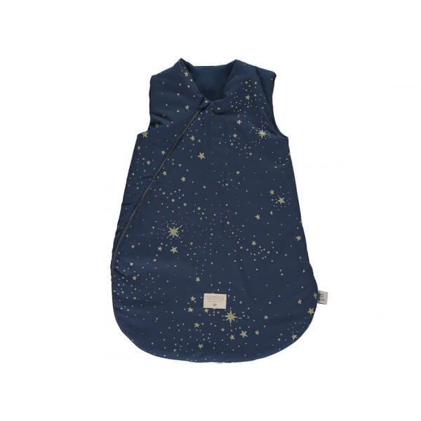Gigoteuse bébé Cocoon gold stella night blue 0 - 6 mois