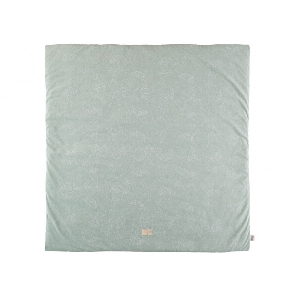 Tapis d'éveil Colorado 100 x 100 Bubble aqua