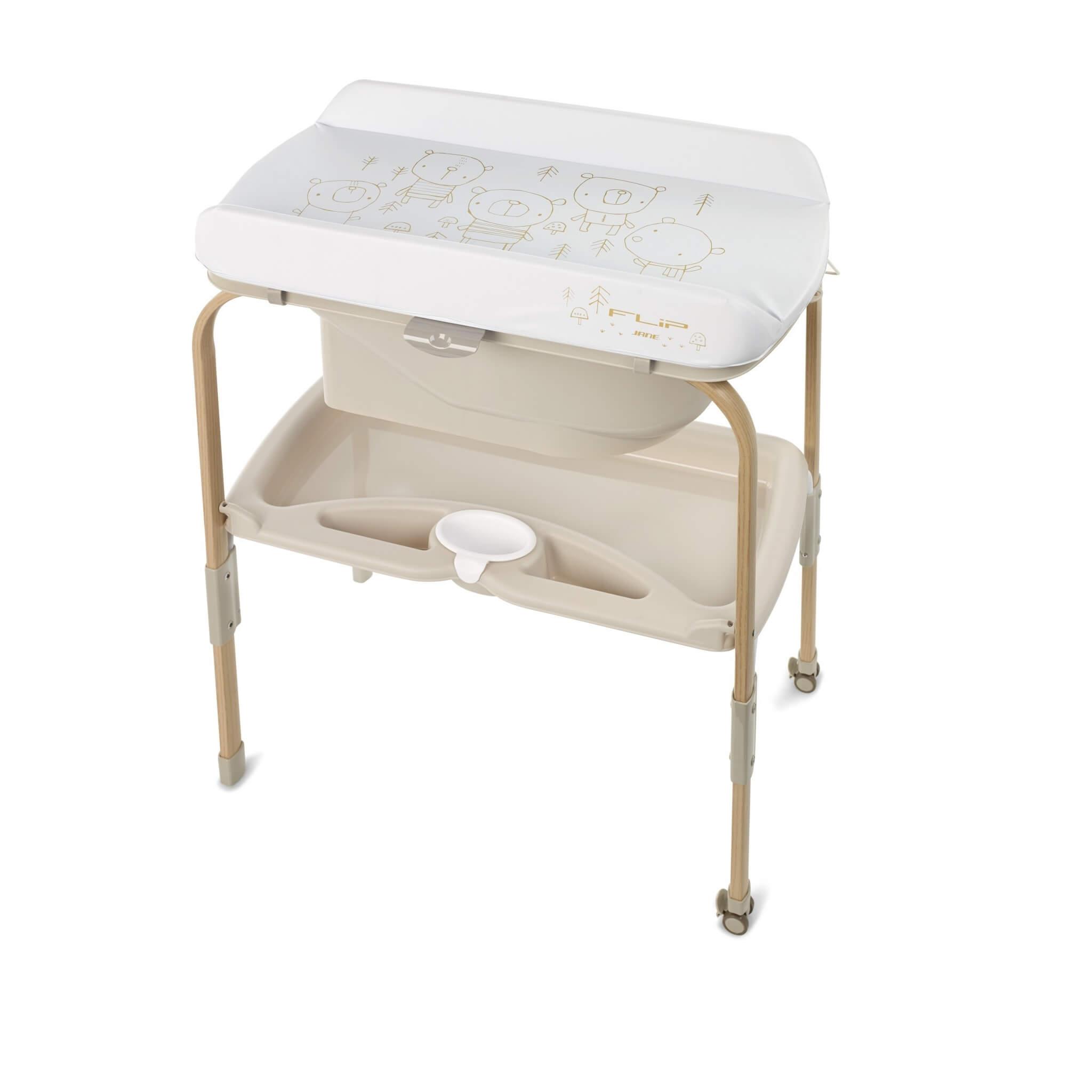 Jane Table A Langer Flip Glitter Made In Bebe