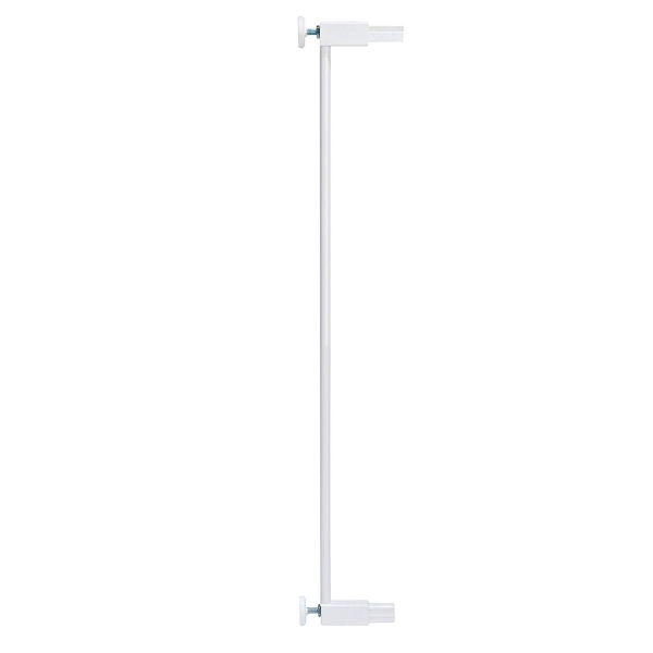 Extension pour barrière de sécurité 7 cm Easy Close Extra Tall - metal white