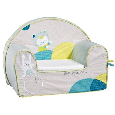 sauthon fauteuil club b b patachon made in b b. Black Bedroom Furniture Sets. Home Design Ideas