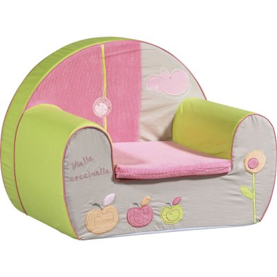 sauthon fauteuil club maya made in b b. Black Bedroom Furniture Sets. Home Design Ideas