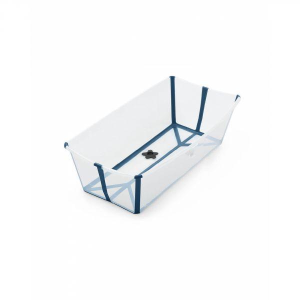 Stokke Baignoire Flexi Bath Xl Bleu Made In Bebe