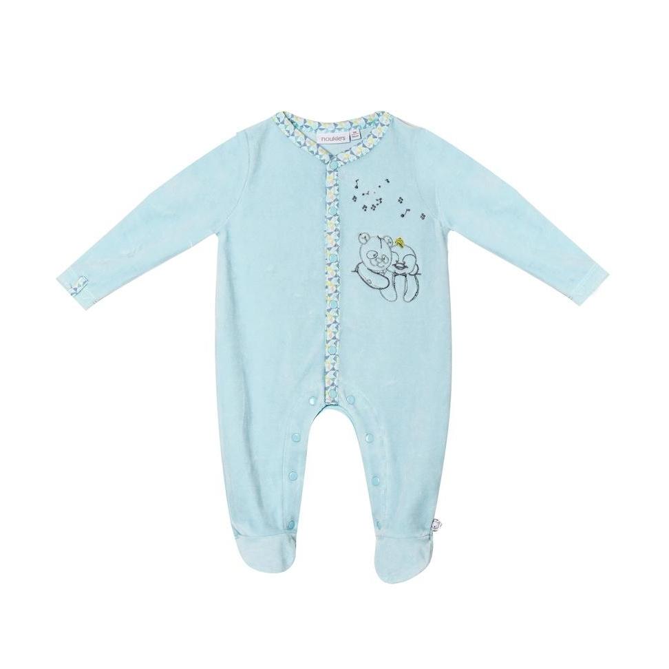 Pyjama bébé bleu Louis   Scott 3M c94a6225d55c