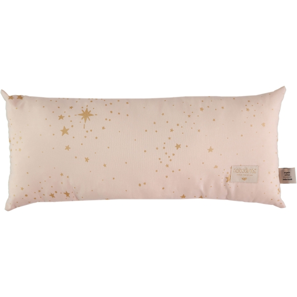 Coussin Hardy gold stella / dream pink