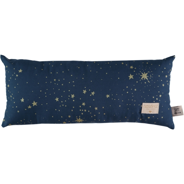 Coussin Hardy gold stella / night blue