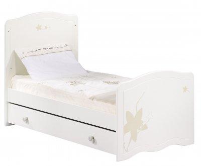 sauthon kit de transformation pour little big bed folio blanc made in b b. Black Bedroom Furniture Sets. Home Design Ideas