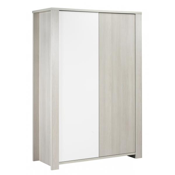 sauthon meubles chambre trio lit 70 x 140 cm commode. Black Bedroom Furniture Sets. Home Design Ideas