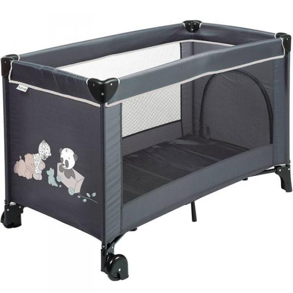 nattou lit pliant b b avec roulettes ad le valentine. Black Bedroom Furniture Sets. Home Design Ideas
