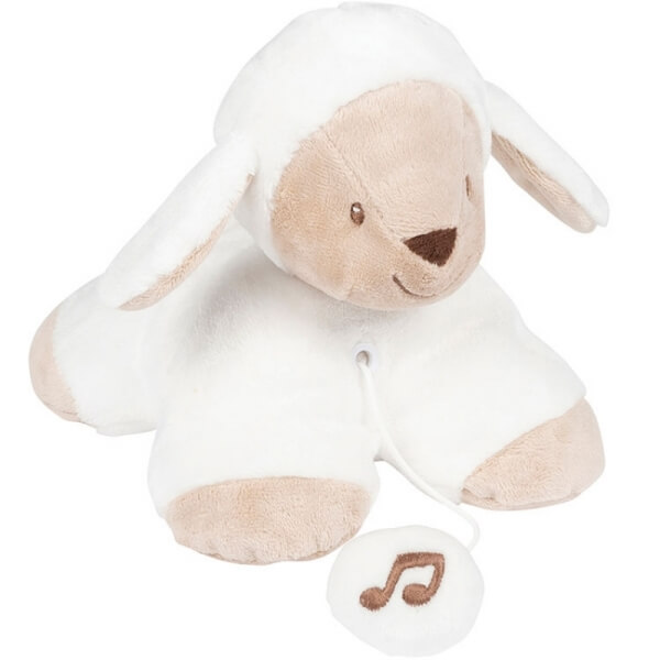 Mini peluche musicale Tim le mouton
