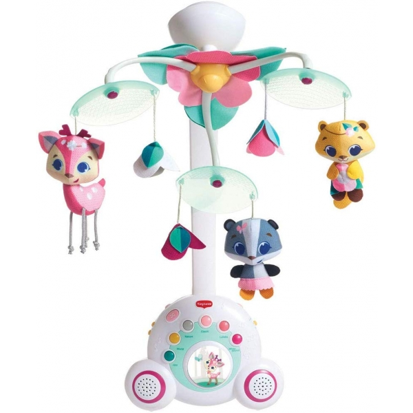 Mobile bébé Soothe N Groove -  Collection Princesse