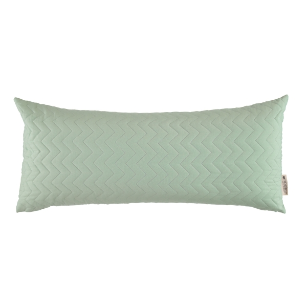 Coussin Monte Carlo Provence green