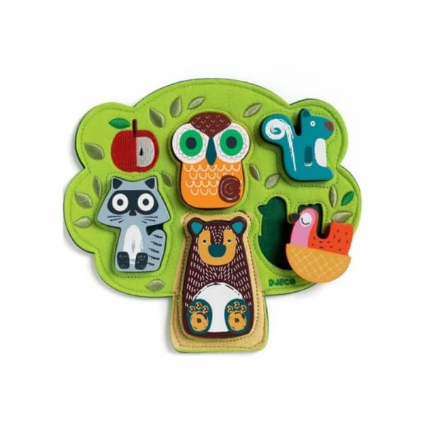 Puzzles relief Oski
