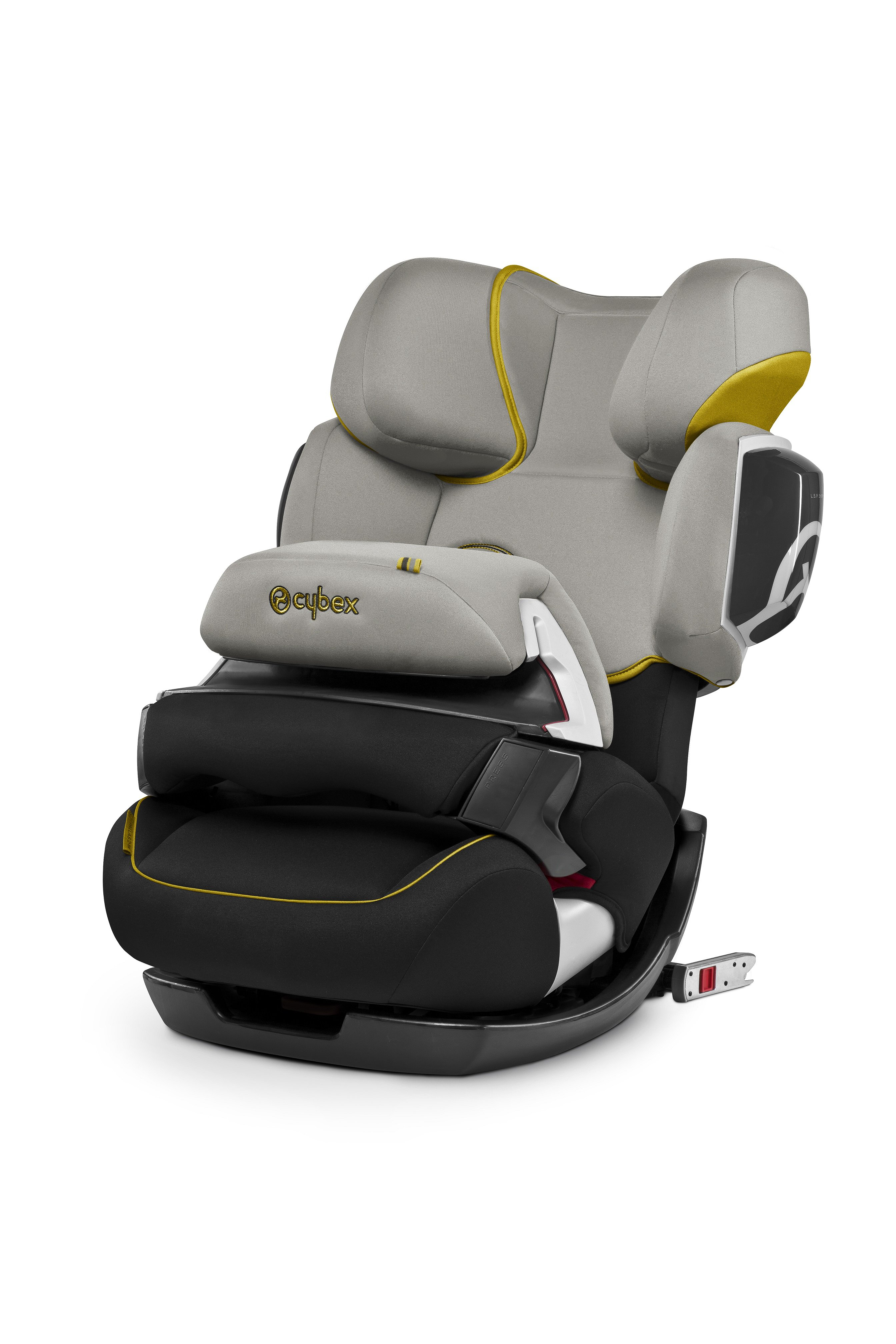 cybex gold si ge auto 1 2 3 pallas 2 fix oyster made in b b. Black Bedroom Furniture Sets. Home Design Ideas