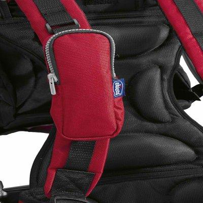 Chicco Porte bébé dorsal Caddy Fire - Made In Bébé 61db9d02ee1