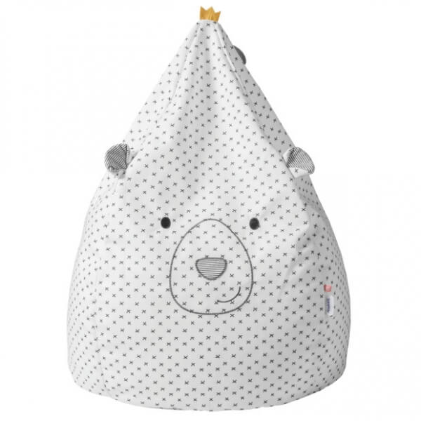 Pouf enfant Timeless Sam