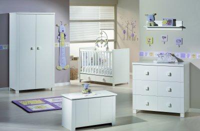 sauthon meubles tiroir pour lit transformable et junior amelia bouton carr made in b b. Black Bedroom Furniture Sets. Home Design Ideas