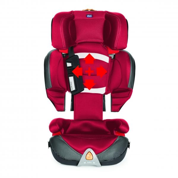chicco si ge auto oasys 2 3 fixplus evo red passion made. Black Bedroom Furniture Sets. Home Design Ideas