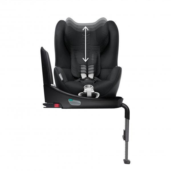 cybex platinum si ge auto sirona stardust black made in b b. Black Bedroom Furniture Sets. Home Design Ideas