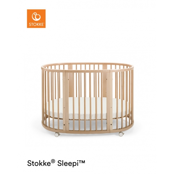 Lit bébé Sleepi Naturel