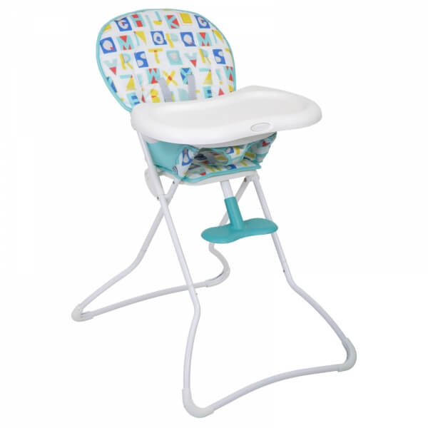 Chicco Chaise Haute Pocket Meal happy nature Made In Bébé