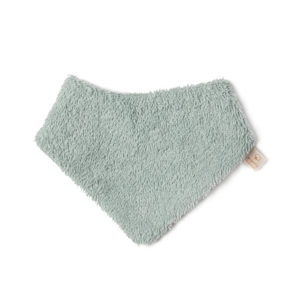 Bavoir bandana So cute coton bio green