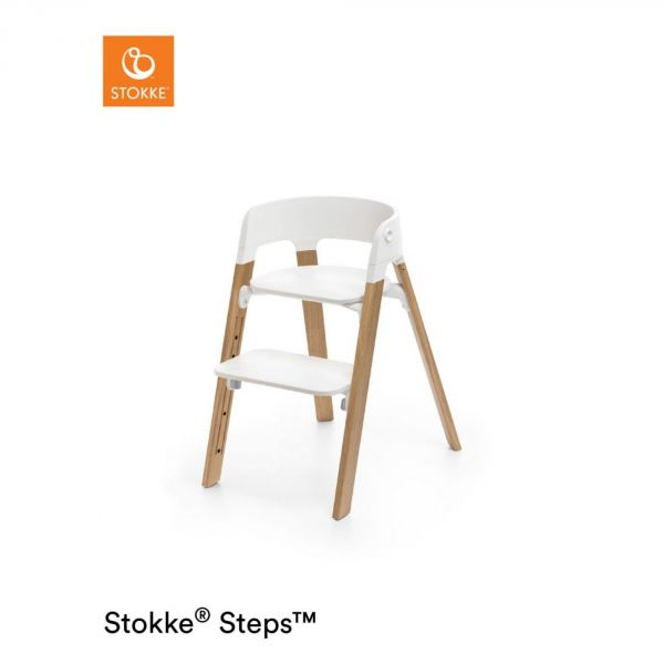 stokke kit baby set pour chaise haute tripp trapp vert made in b b. Black Bedroom Furniture Sets. Home Design Ideas