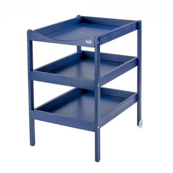 Combelle Table /à langer Susie laqu/é bleu
