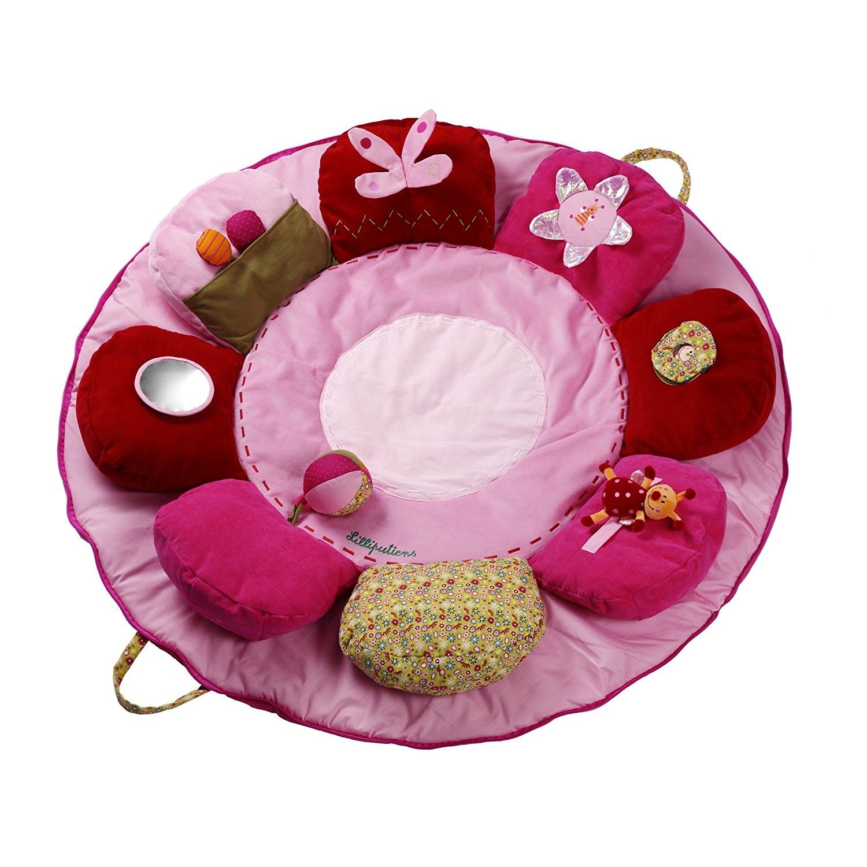 Lilliputiens Tapis D Eveil Fleur Liz Made In Bebe
