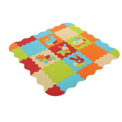 Ludimousse Tapis Mousse Animaux Made In Bebe