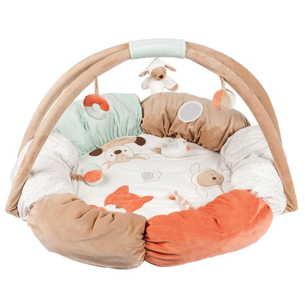 Babyjem Poudre B/éb/é Tontons Pot toilette enfant pour lapprentissage de la propret/é amovible et portable confortable et s/écuritaire sain et sans BPA