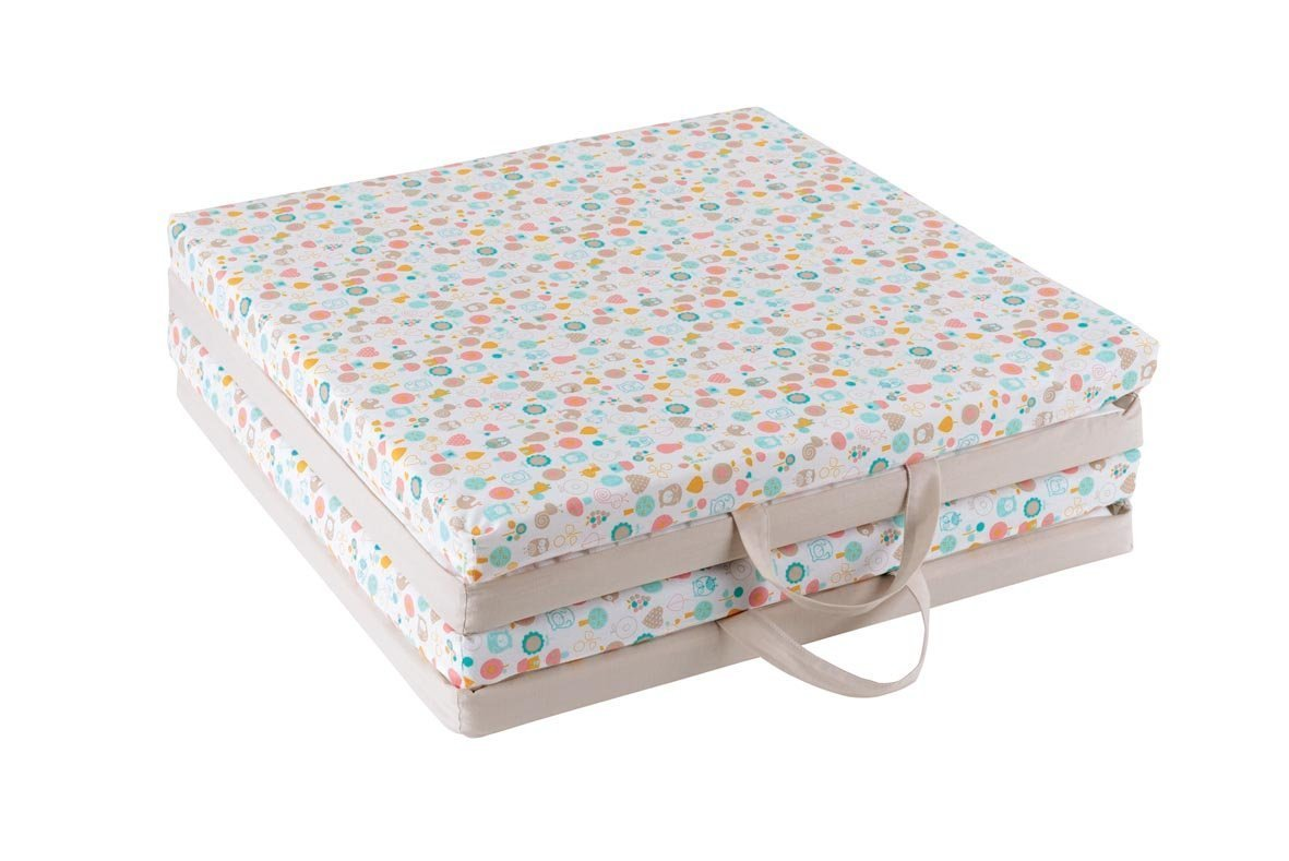 Tineo Matelas Tapis Malin Foret Enchantee Made In Bebe