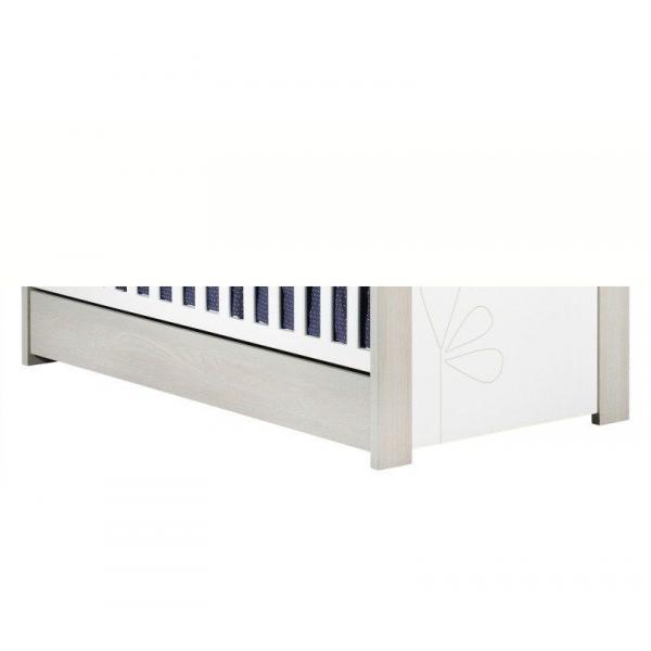 Sauthon meubles tiroir lit little big bed 70 x 140 cm - Lit tiroir 140 ...