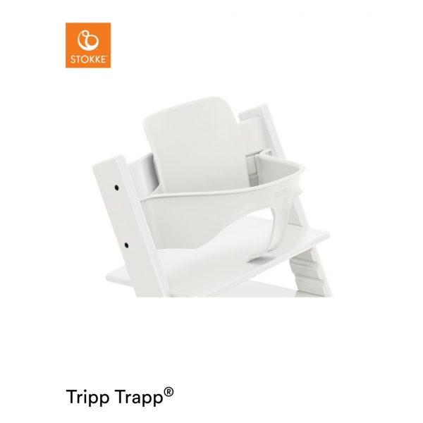 stokke kit baby set pour tripp trapp blanc made in b b. Black Bedroom Furniture Sets. Home Design Ideas