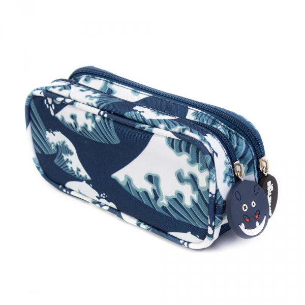 Trousse double Hippipos l'hippo