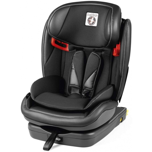 Siège auto Via Groupe 1-2-3 Isofix - Licorice - Peg Perego